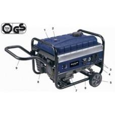 Генератор бензиновый Einhell BT-PG 2800