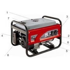Генератор бензиновый Einhell RT-PG 2500