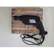 WINTECH Машина ручная электрическая сверлильная WID 750 W