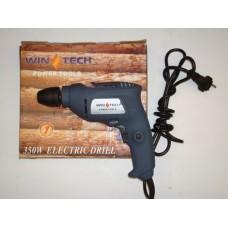 WINTECH ПМашина ручная электрическая сверлильная WID 350 W