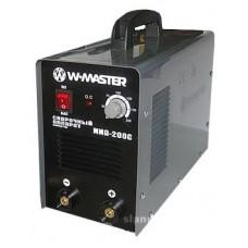 Сварочный инверторный аппарат WMaster 200