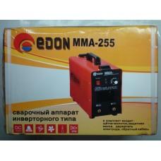 Инверторный сварочный аппарат ЕДОН MMA-255