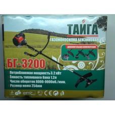 Бензокоса ТАЙГА БГ-3200