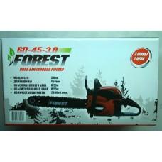 Бензопила FOREST БП-45-3,0