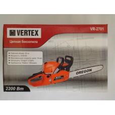 Бензопила Vertex  VR-2701