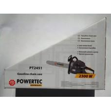 Бензопила PT2451 Powertec