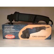 Угловая шлифовальная машина CAG-125/900 E Craft