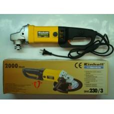Угловая шлифовальная машина Einhell BWS 230/3