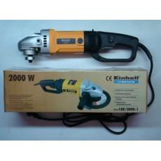 Угловая шлифовальная машина BWS 180/2000-1 Einhell