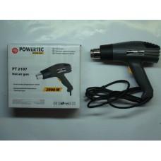 Фен бытовой PT 2107 POWERTEC