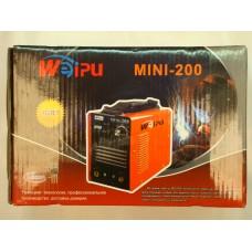 Сварочный аппарат MINI-200 WEIPU