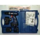 Шуруповерт аккумуляторный CD03-180B STERN