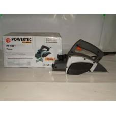 Электрорубанок РТ 1051 Powertec