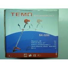 Бензокоса ТЕМП БК-3200